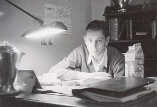 MIT - Bob Logcher in Senior House
