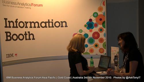 IBM Business Analytics Forum Asia Pacific 2010
