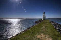 East Wharf - Lake Hefner - Oklahoma City