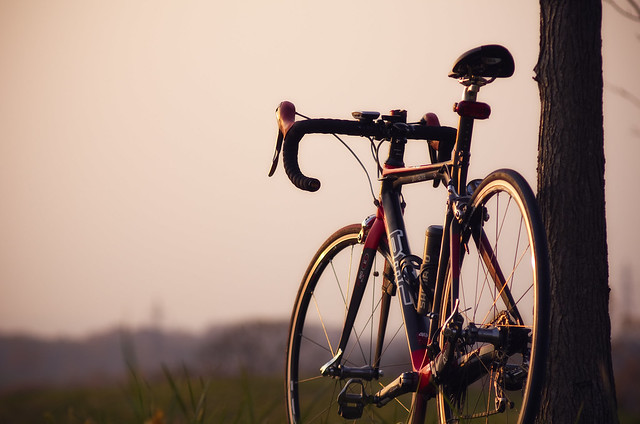 My bicycle :-)