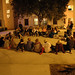 View of Anacapa Village Floor Meeting at Night