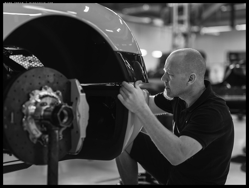 Behind the scenes at Koenigsegg