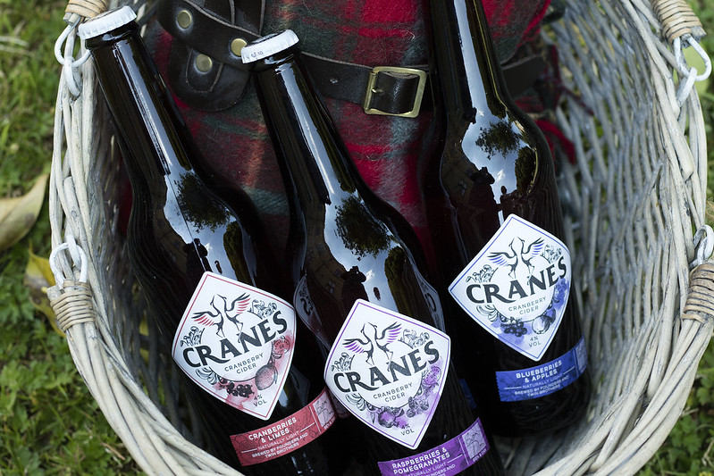 Cranes Cider review