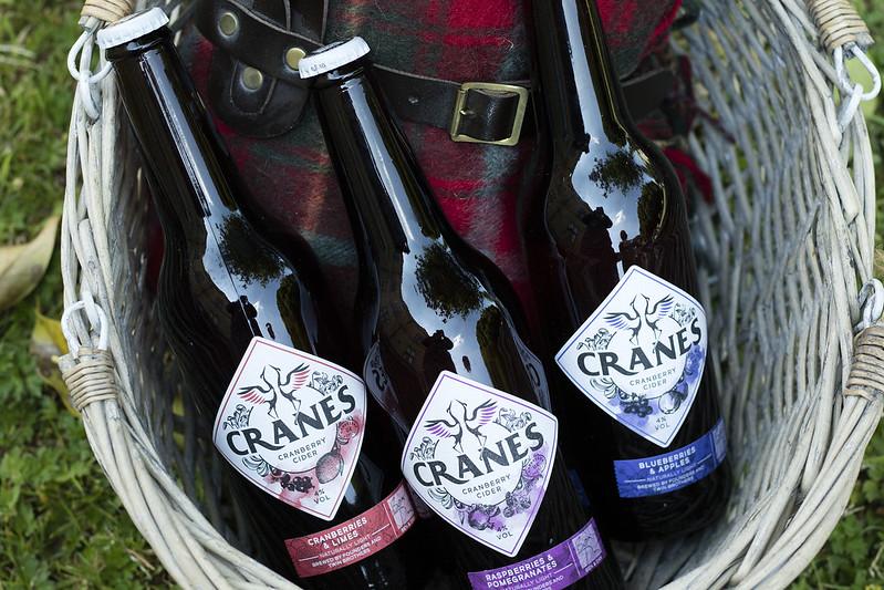 Cranes Cider review