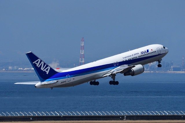 All Nippon Airways/B767-300/JA8342