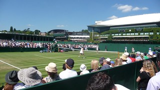 Wimbledon 2017 | by Backinpompey