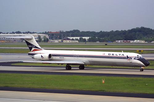 Delta Airlines McDonnell-Douglas MD-88 N901DE