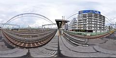Oku station