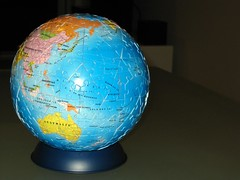 world, sphere, planet, earth, globe, blue,