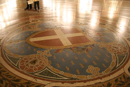 20091111 Milano 13 Galleria Vittorio Emanuele II 19