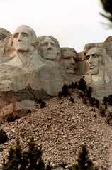 Mt Rushmore - Presidents Day
