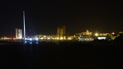 Marina Footbridge