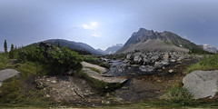 consolation lake alberta canada