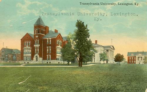 Transylvania University, Lexington KY   Flickr - Photo ...