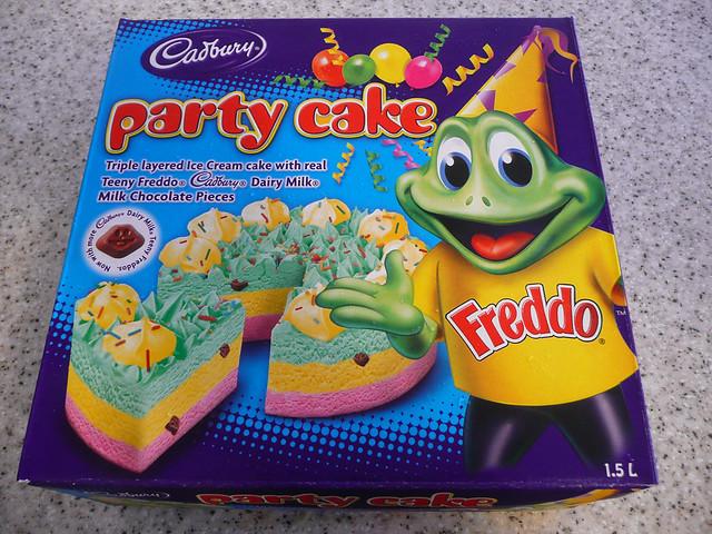 Freddo Ice Cream Cake Coles