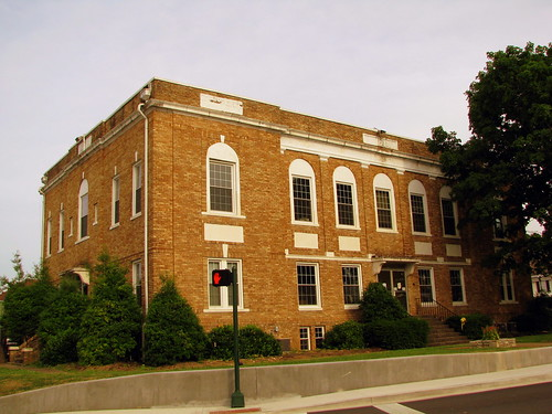 Hickman County Courthouse (2009 Version)