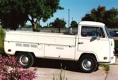 Volkswagen Transporter: Our 1970 VW single-cab pickup