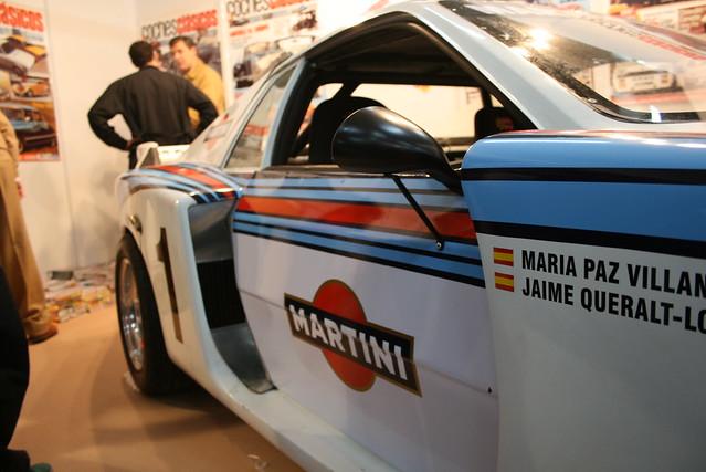 Deimel's documentary follows the Martini Racing team's LanciaDelta