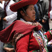 Proudly Marching - Cusco, Peru