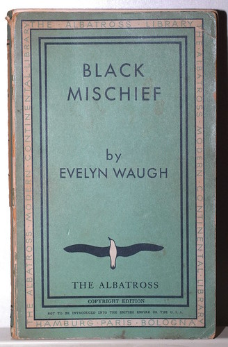 Black Mischief, Evelyn Waugh