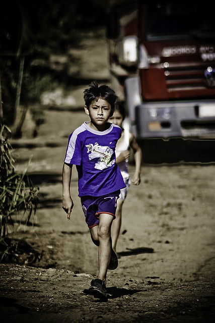 Niños corriendo | Flickr - Photo Sharing!