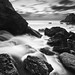 Partington Creek Outflow - Big Sur, CA by Jeff Swanson -- www.interfacingnature.com