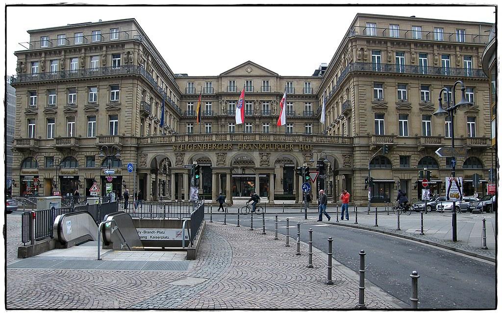 Hotel Steigenberger Frankfurt Hauptbahnhof