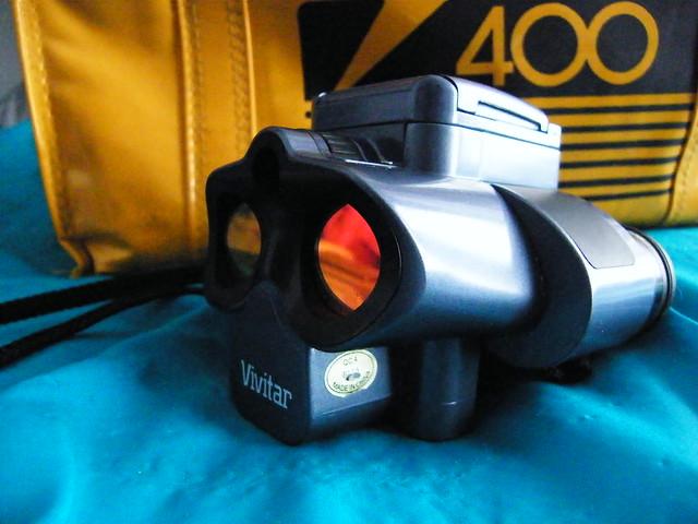 Vivitar MAGNACAM Binocular 10x25 Digital Camera (MAGNA CAM, MAGNA