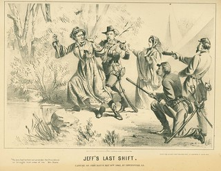 """Jeff's Last Shift,"" 1865"