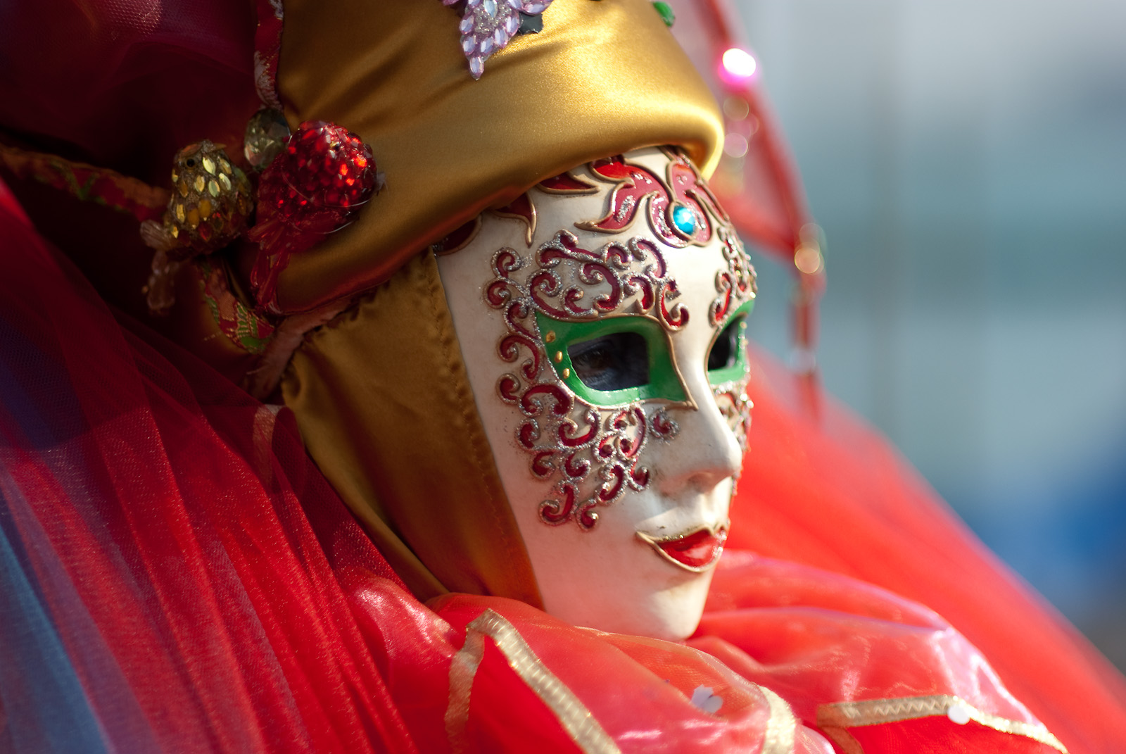 Carnevale di Venezia @ Markusplatz | Venedig | Venetien | Italien