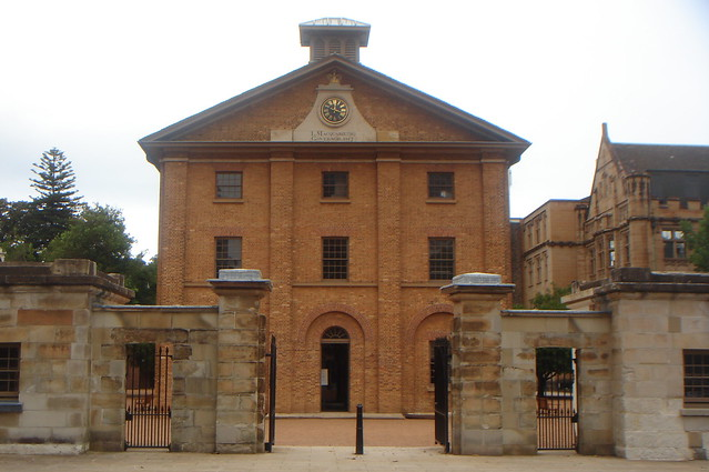 Hyde Park Barracks, Sydney, New South Wales