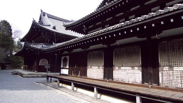 泉涌寺 Sen'nyuji Temple