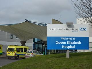 Queen Elisabeth Hospital 03/3/2010