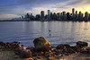 Stanley Park Skyline by Brandon Godfrey