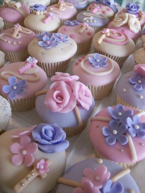 Baptism Cupcakes Flickr - Photo Sharing!