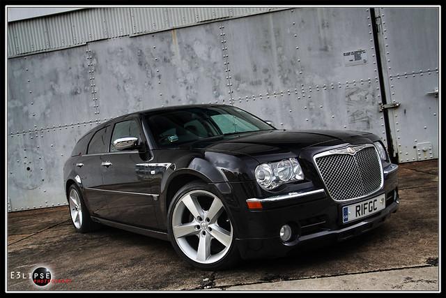 Chrysler 300c touring v8 #1