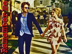 Wallpaper [1024 x 768]:  Remember Me - Rob & Emilie - Vanity Fair Photoshoot