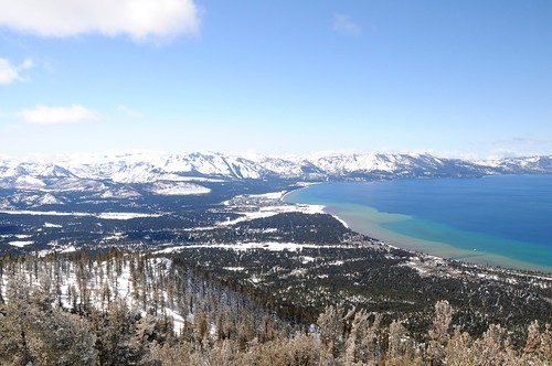 Lake Tahoe / Heavenly Ski Resort