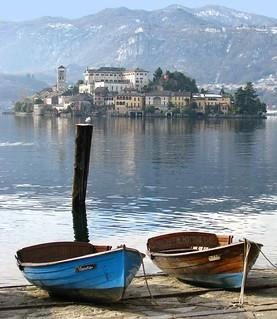 Lago d'Orta – Isola di San Giulio
