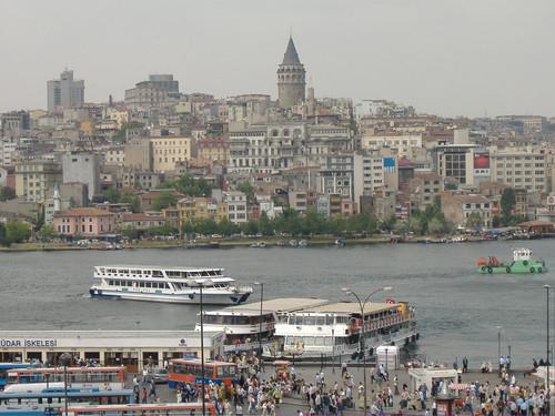Golden Horn, Turkey, Sea of Marmara