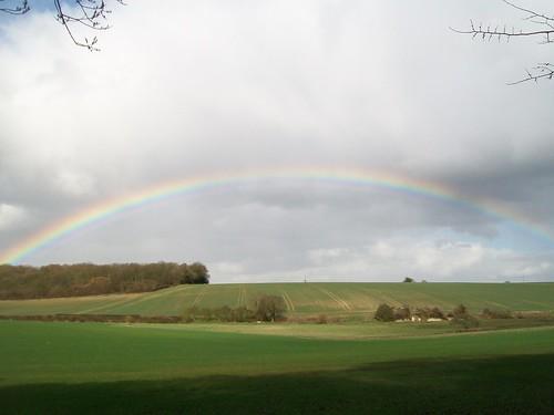 Amazing rainbow 5