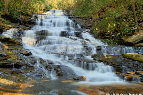 minnehahafalls rabuncountygeorgia waterfallhdr janicewagnon