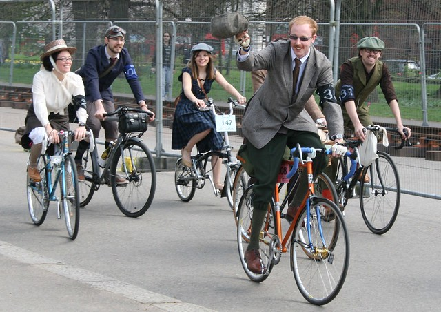 Tweed Run 011