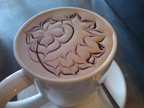 4513487551 a06eaa9f1e Latte Art: 41 Very Delicious Designs