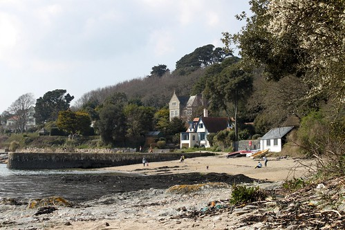 Kiln Quay, Flushing, Penryn River by Stocker Images