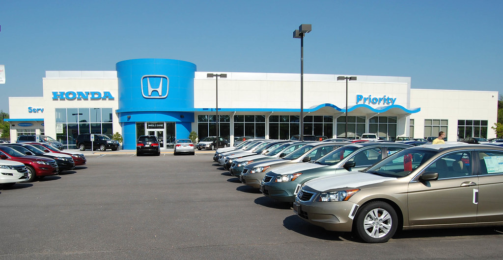 Silver spring honda dealer in college park md new and used for Herson honda rockville