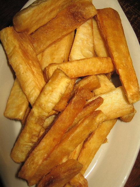 Yucca fries | Flickr - Photo Sharing!
