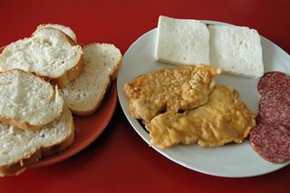 Romanian Breakfast