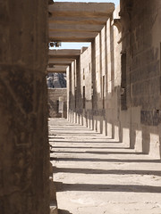 Graffiti at the Temple of Philae (XI)