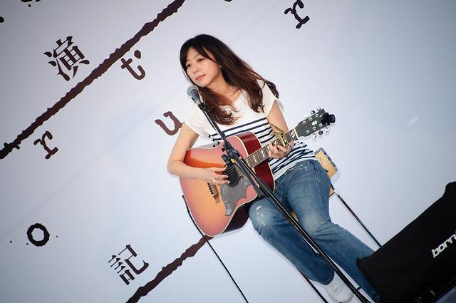 陳綺貞 台北簽唱會